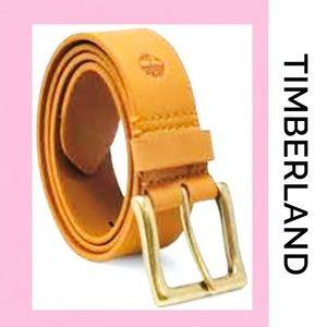 """TIMBERLAND Nubuck Wheat Belt 34"""""""
